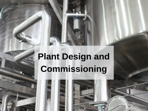 Plant Design and Commissioning