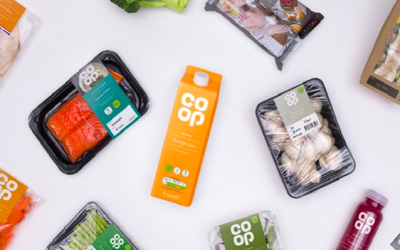 Co-op targets 100% recyclable packaging by summer 2020