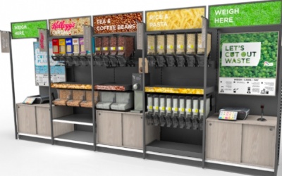 Asda to pilot packaging-free, refillable versions of popular groceries