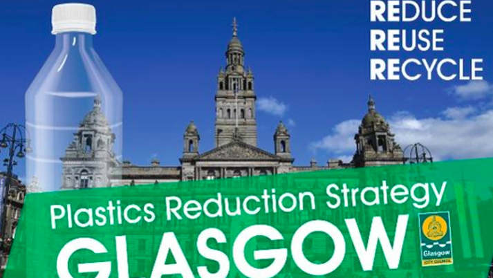 Glasgow to phase-out single-use plastics within two years