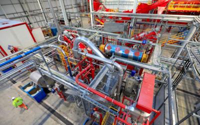 Biffa opens PET plant as export markets tighten