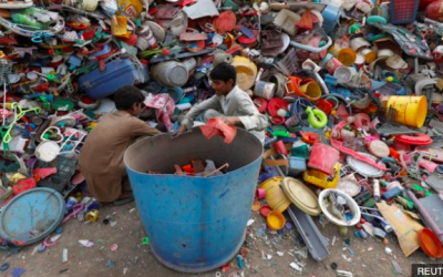 Bill proposes ban on plastic waste exports
