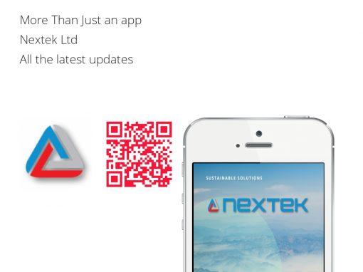 Nextek App on Android