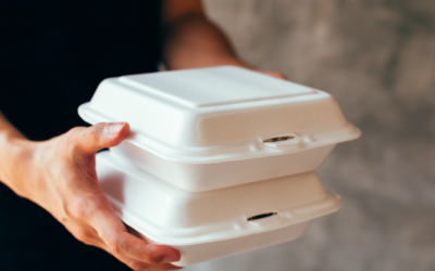 Sodexo bans unrecyclable polystyrene and single-use plastic bags