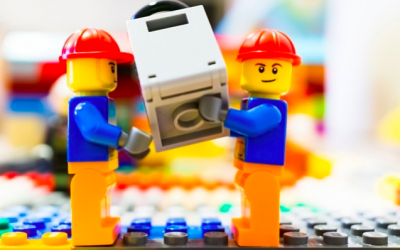 Lego to ditch virgin fossil plastics by 2030