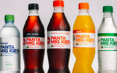 "Coca-Cola Sweden unveils new labels to ""support circular economy for plastic packaging"""