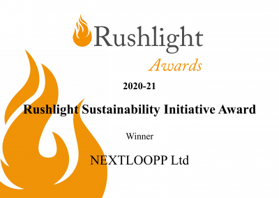 Rushlight Award – NEXTLOOPP Ltd