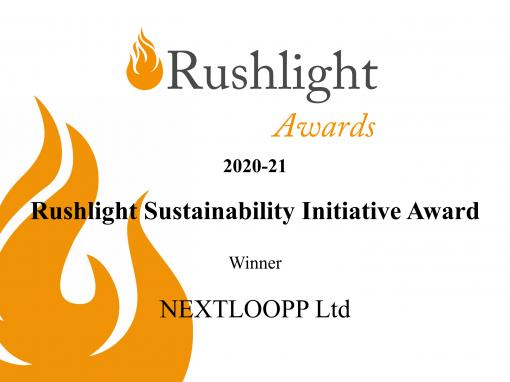 Rushlight Award – NEXTLOOPP Ltd